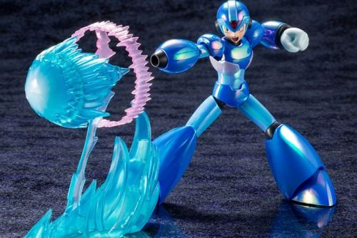 Kotobukiya Drops Exclusive 'Mega Man X' Figure