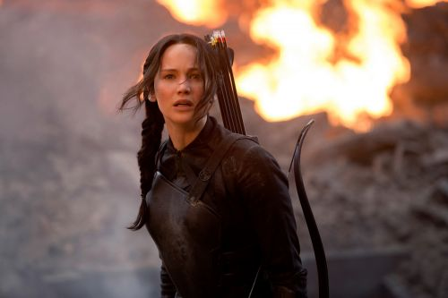 'Hunger Games' author relaunches franchise with 'Dark Days' prequel