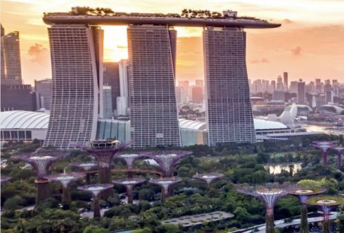 Booming During The Pandemic - Singapore Real Estate Business