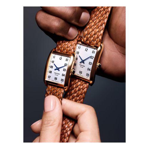 Tom Ford Launches First Timepiece Collection