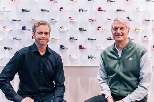 Nike President & CEO Mark Parker is Officially Stepping Down