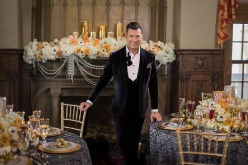 David Tutera Is All About Making 'Dreams Come True' On His New Series 'My Great Big Live Wedding'