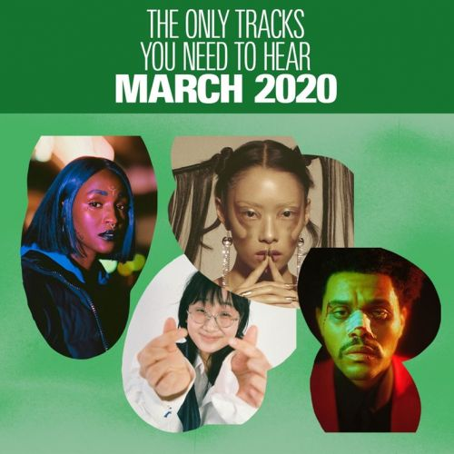 The only tracks you need to hear in March