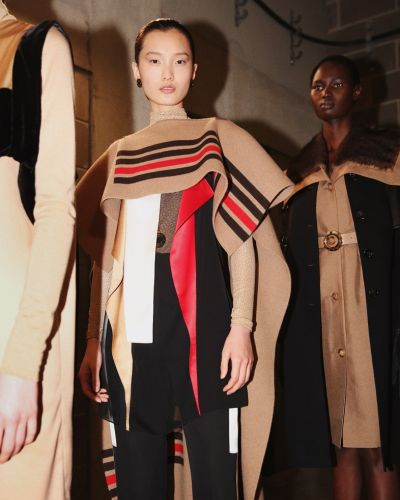 Alexander Fury: How East End Boys and West End Girls Met at Burberry