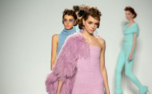 LFW: Mark Fast brings back Old Hollywood glamour
