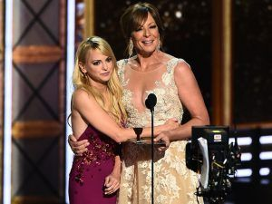 Anna Faris Heads To The Emmys One Month After Chris Pratt Split