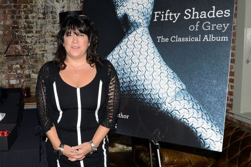 'Fifty Shades of Grey' makes list of America's most-loved books