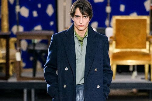 Hermès Delivers Timeless, Classic Luxury for FW19 Men's Collection