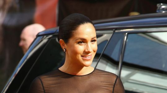 Meghan Markle Is So Adorably Excited in Behind-the-Scenes Video of Recent Charity Photo Shoot