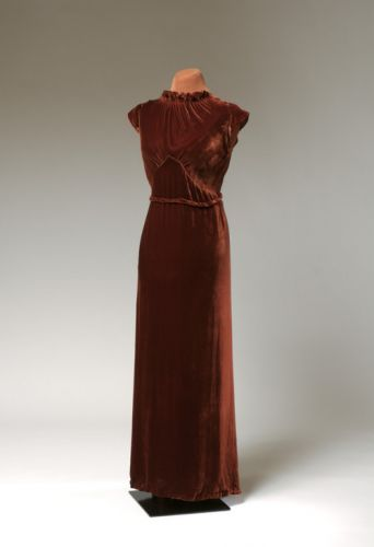 Evening Dress1930s Agnes Etherington Art Centre