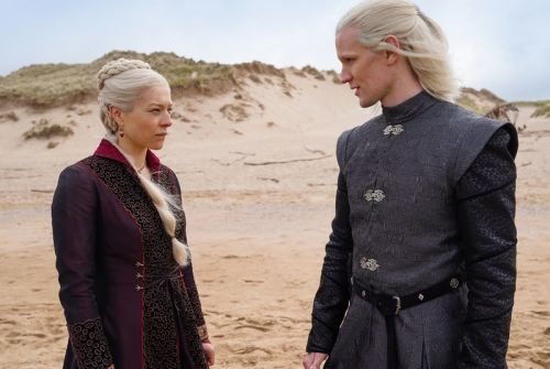 HBO Shares First-Look Photos of 'Game of Thrones' Prequel 'House of the Dragon'