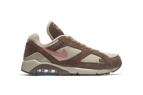 """Nike's Air Max 180 Gets Dipped in """"Baroque Brown"""""""