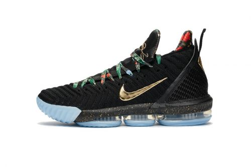 """Nike LeBron 16 """"Watch The Throne"""" Scheduled to Release This Month"""