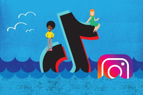 Amid fears of TikTok's demise, influencers are already fleeing the app