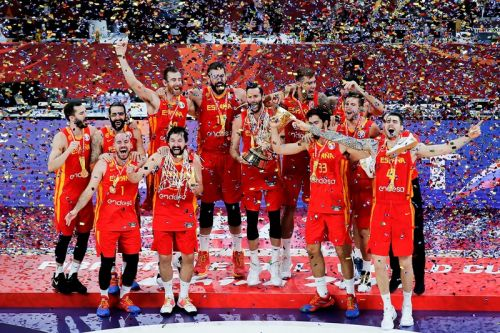 Ricky Rubio & Marc Gasol Lead Spain to FIBA World Cup Gold