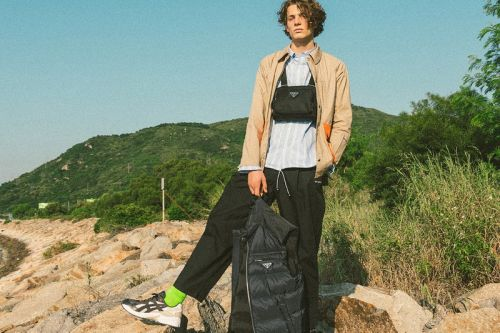 "High-Fashion's Love Affair With Tactical Gear Spotlighted in HBX's ""Reconstruction"" Editorial"