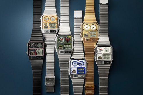 Citizen Set to Drop Every Star Wars-Themed Watch You Will Ever Need