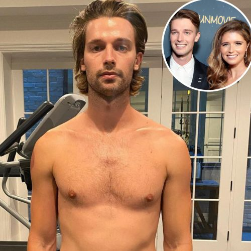 Katherine Schwarzenegger's Brother Patrick Reveals Epic Weight Gain Transformation: 'Best Shape of My Life'