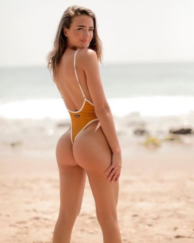 Boutinela:New Ribbed Retro One Pieces in Softer Ribbed Fabrics