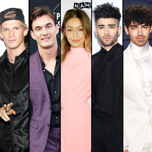 Gigi Hadid's Dating History Includes a Lot of Famous Faces - Cody Simpson, Tyler Cameron and More!