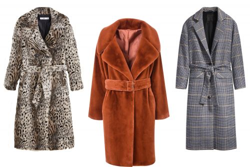 The trendy fall coats you need now