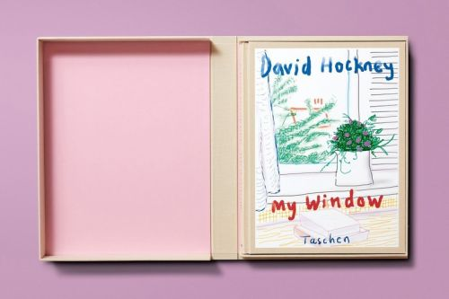 Taschen Presents 120 iPhone & iPad Works by David Hockney in New Book