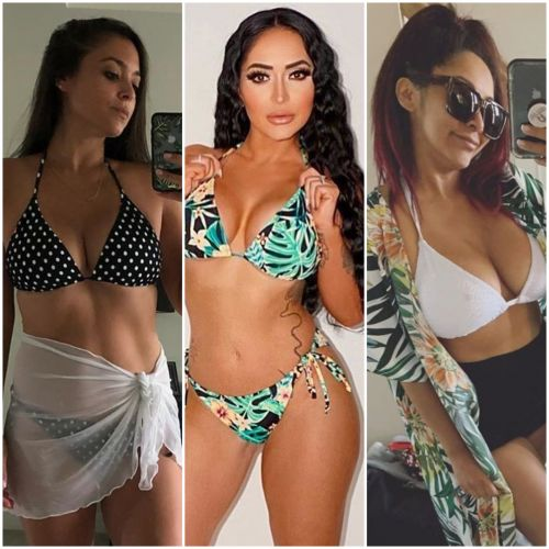 The Ladies of Jersey Shore Are Always Heating Up Our Timelines - See Their Hottest Moments!