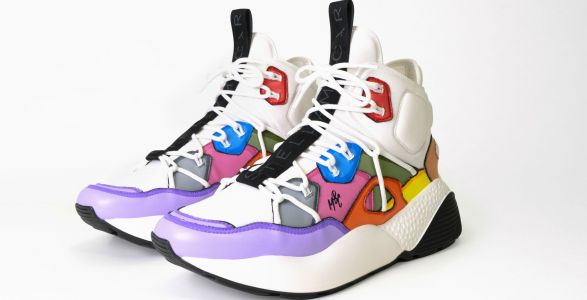 Stella McCartney taps six young creatives for sneaker week