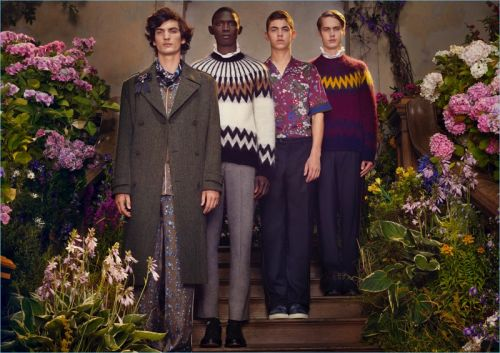 H&M Revisits the Family Portrait for ERDEM Collaboration Campaign