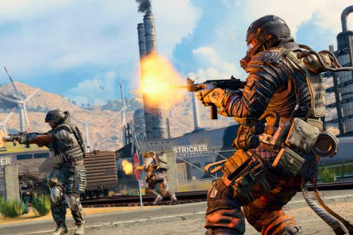 "'Call of Duty: Black Ops 4' ""Black Market"" Online Shop Now Available on PlayStation 4"