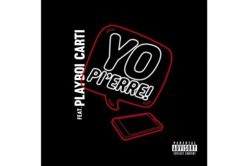 "Pi'Erre Bourne & Playboi Carti Link Up For ""Yo Pi'erre!"""