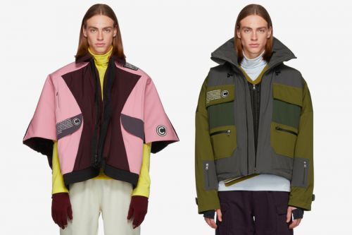 Colmar A.G.E. by Shayne Oliver's Outlandish FW18 Outerwear Is Now Available