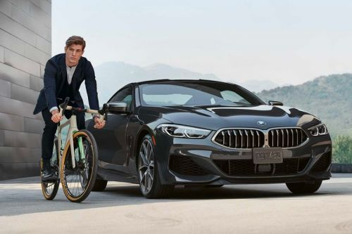 BMW Joins Italian Company 3T for Custom Exploro 3T Carbon Bike