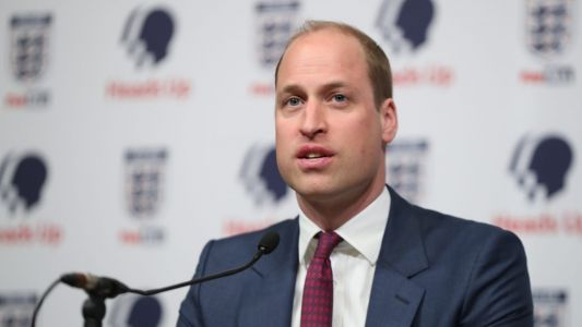 Prince William Struggled With Opening Up About Princess Diana's Death: 'He's More Reserved'