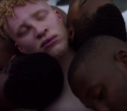 "Watch Shaun Ross' ""Chrysalis"" music video"