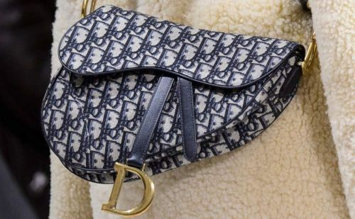 Dior's Saddle Bag returns after almost two decades