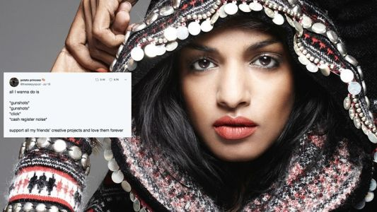 M.I.A.'s 'Paper Planes' is now a meme for what people really want