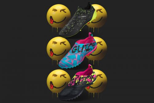 """Adidas Football Channels '90s Club Scenes for New GLITCH """"Mad"""" Pack"""