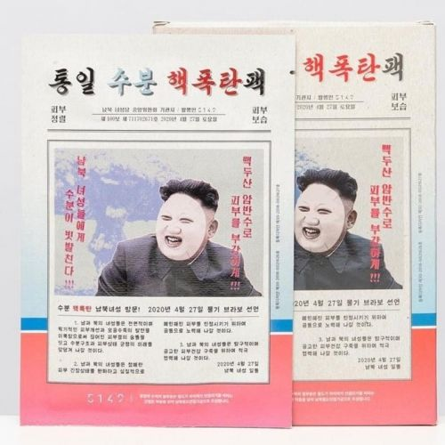 Is Kim Jong-un the new face of South Korean beauty?