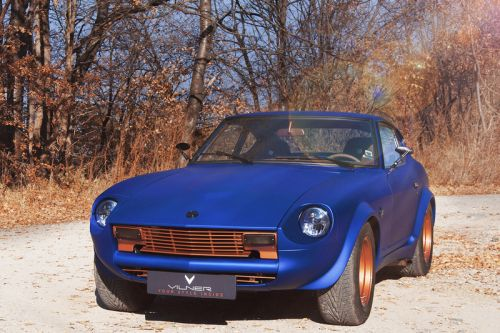 Vilner Beautifully Restores This 1976 Datsun 280Z