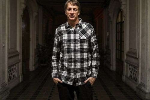 Tony Hawk Makes the Move Into Fashion With Signature Line
