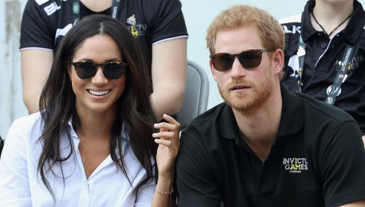 Prince Harry's Ancestor May Have Beheaded Meghan Markle's