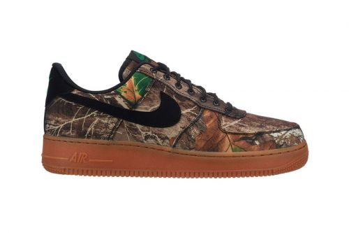 Realtree Camo Makes Its Return to the Nike Air Force 1 Low