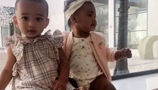 Besties! Chicago West and True Thompson Are Inseparable in Kim Kardashian's Latest Photos