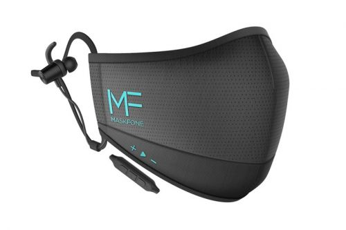 MASKFONE Integrates Hands-Free Access to Your Smartphone While Keeping You Safe