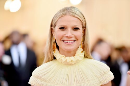 Is this a nude photo of Gwyneth Paltrow?