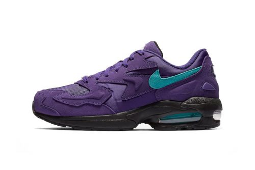 "Nike's Air Max2 Light Returns in Two Bold ""Grape"" Options"