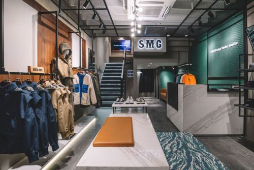 A Look Inside SMG's New Concept Store in Shanghai
