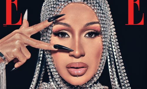 Cardi B Covers Elle's September 2020 Issue