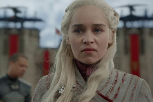 Emilia Clarke Reacts to 'Game of Thrones' Finale